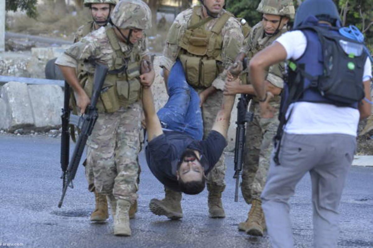 (تصاویر) در خلده لبنان چه خبر است؟
