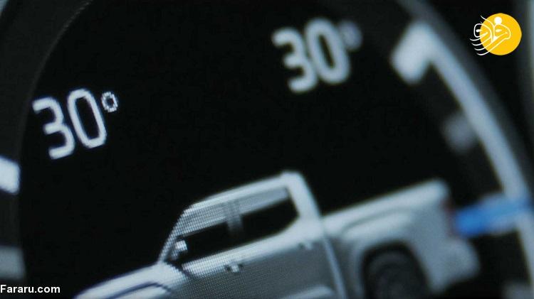 (تصاویر) نسل سوم پیکاپ خشن تویوتا توندرا