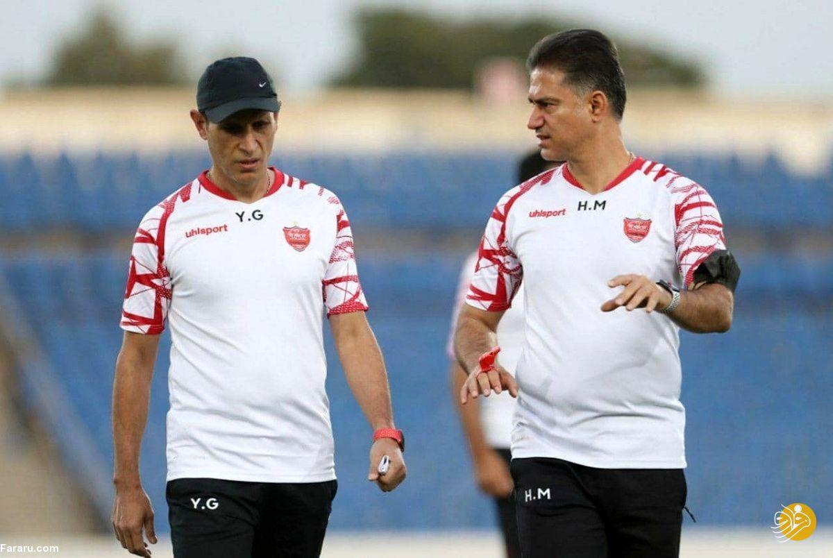 بلوف و اقدام عجیب الهلال عربستان پیش از بازی با پرسپولیس