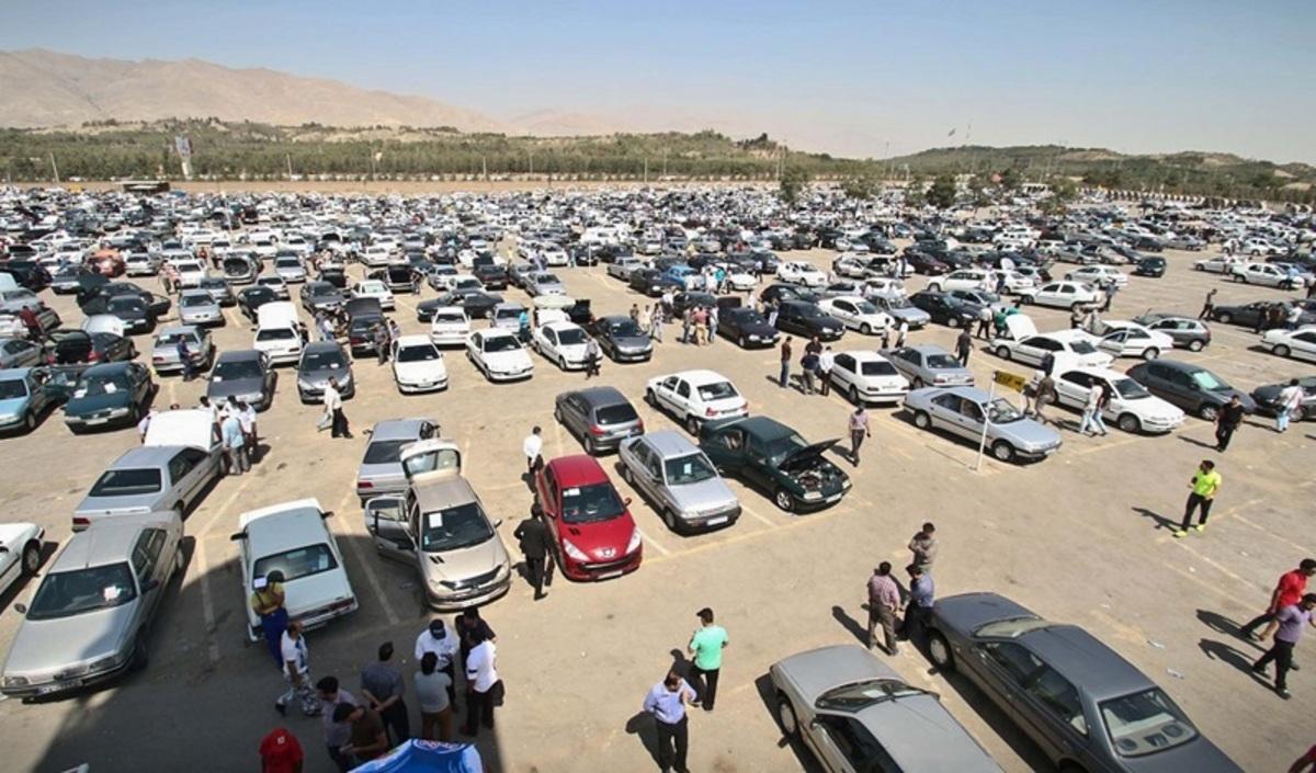 رستاخیز بازار ماشین دستدوم؛ پراید کارکرده ۷۲ درصد گران شد