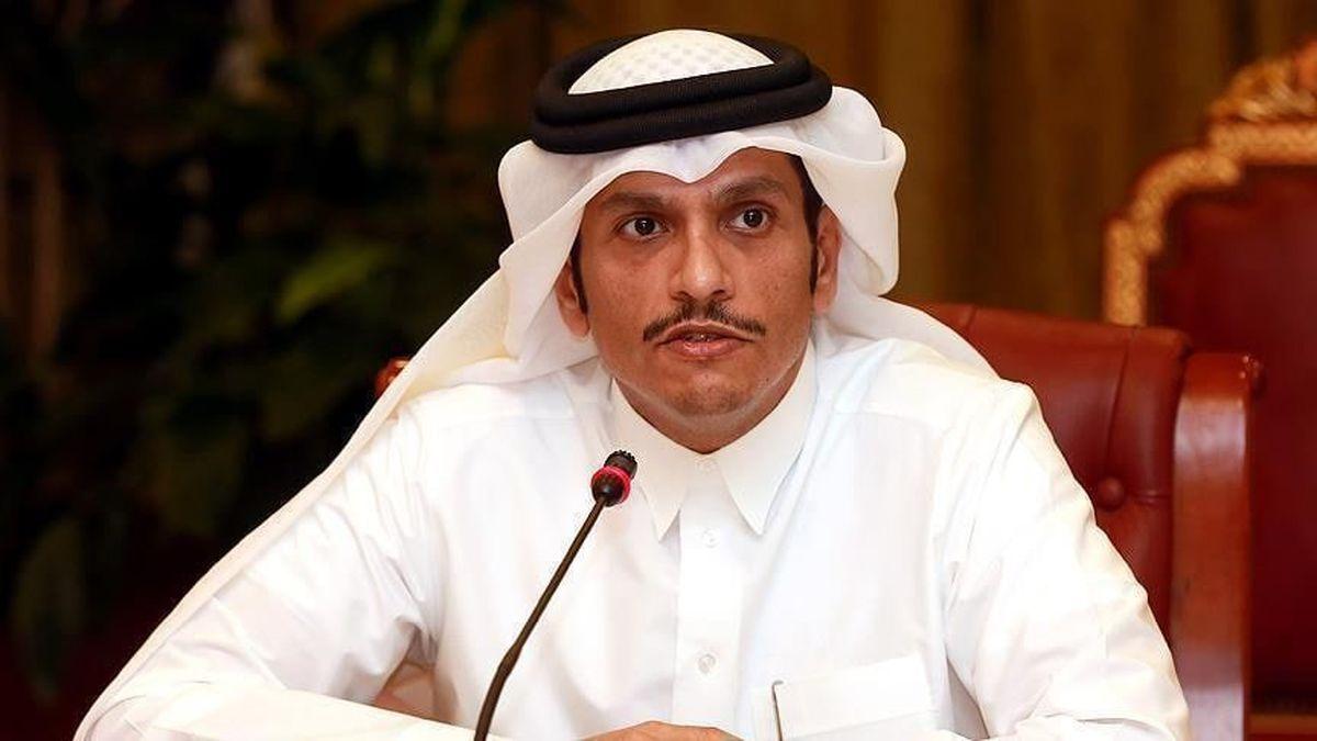وزیر خارجه قطر: در امور ایران دخالت نکنید