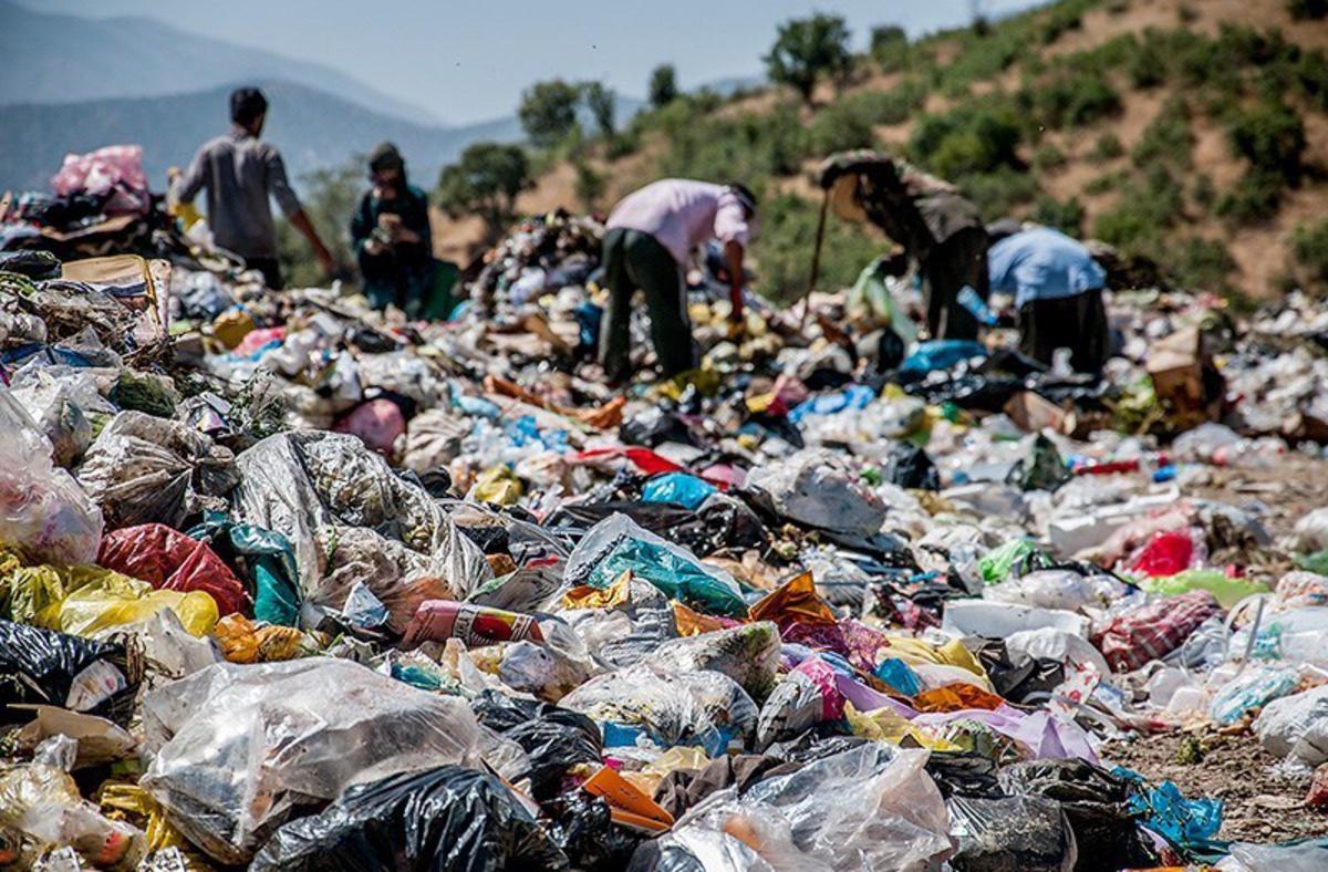کاهش قدرت خرید، تولید زباله را کم کرد؟