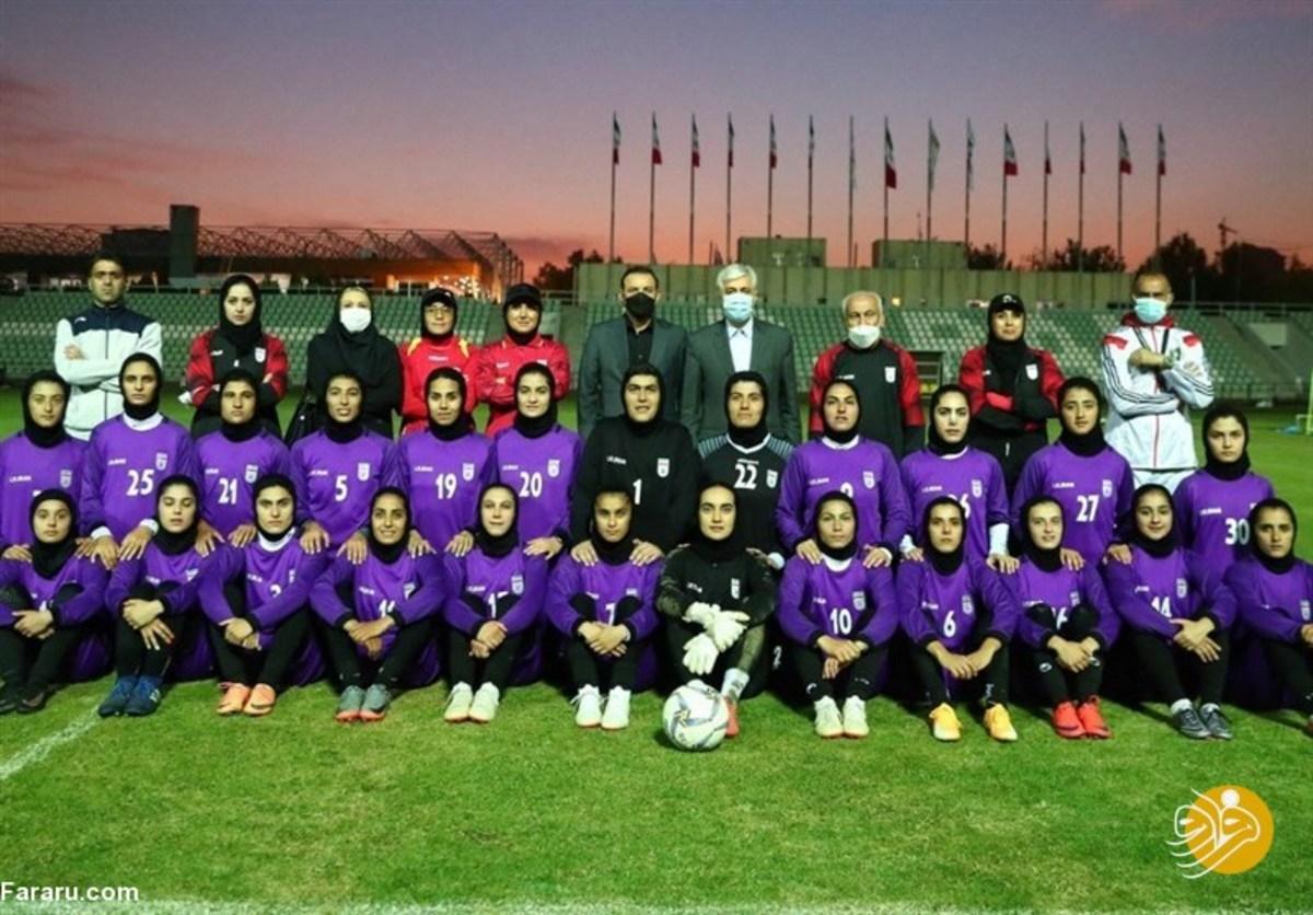 ماجرای پول بلیت تیم ملی زنان ایران چه بود؟