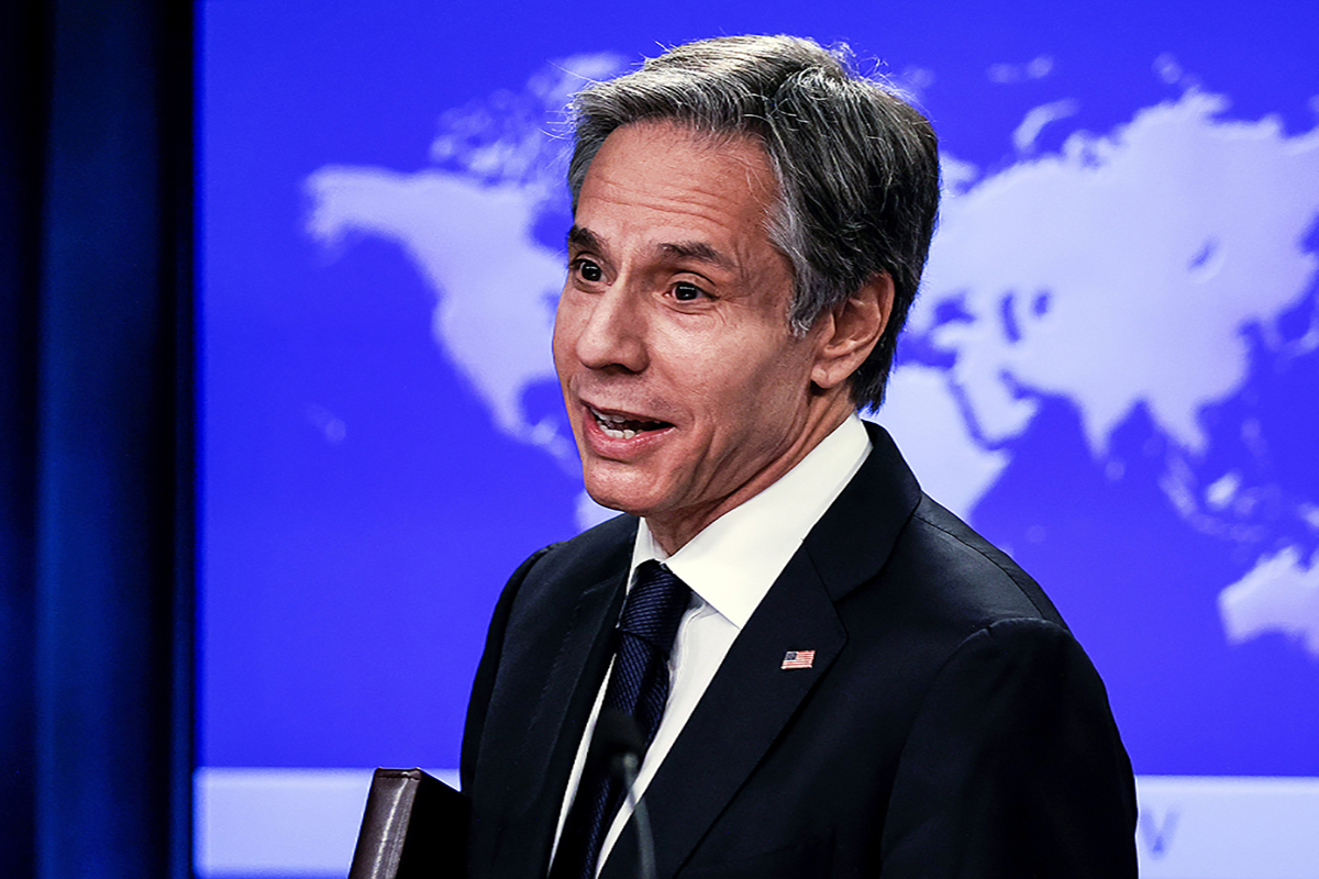هشدار بلینکن به ایران: ممکن است به گزینههای دیگر متوسل شویم