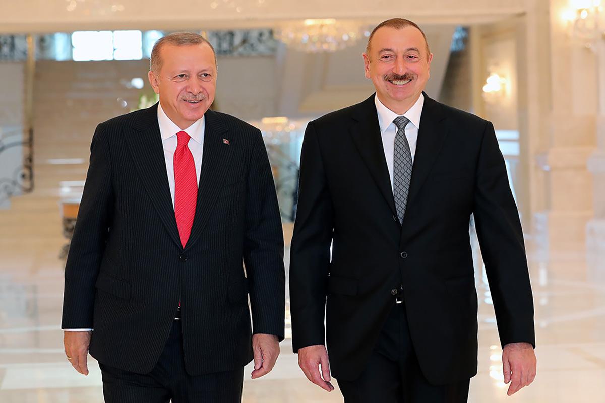 توصیه اردوغان به ایران درباره آذربایجان: ایران باید عاقلانه رفتار کند