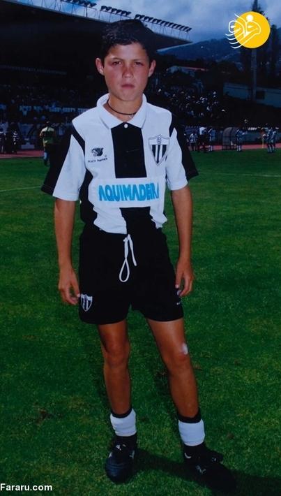 کریستیانو رونالدو برای باشگاه زادگاهش یعنی مادیرا بازی کرده است. او عضوی از تیم دپورتیوو ناسیونال مادیرا بود.