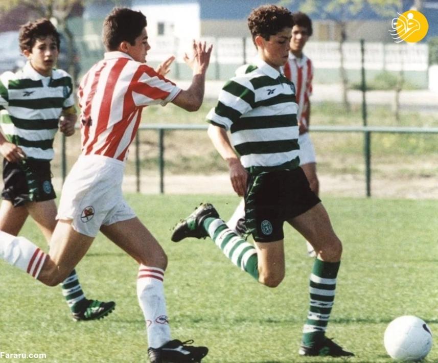 کریس تا 18 سالگی در اسپورتینگ ماند و بعد با قراردادی مهمی راهی باشگاه منچستریونایتد شد.
