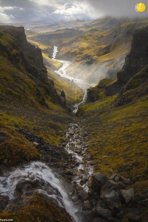 هیفوس؛ ایسلند