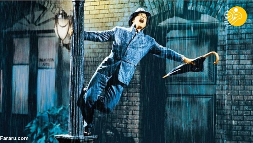 ۷. آواز در باران امتیاز منتقدین: ۹۹/۱۰۰ امتیاز کاربران: ۸.۹ / ۱۰ خلاصه داستان:
