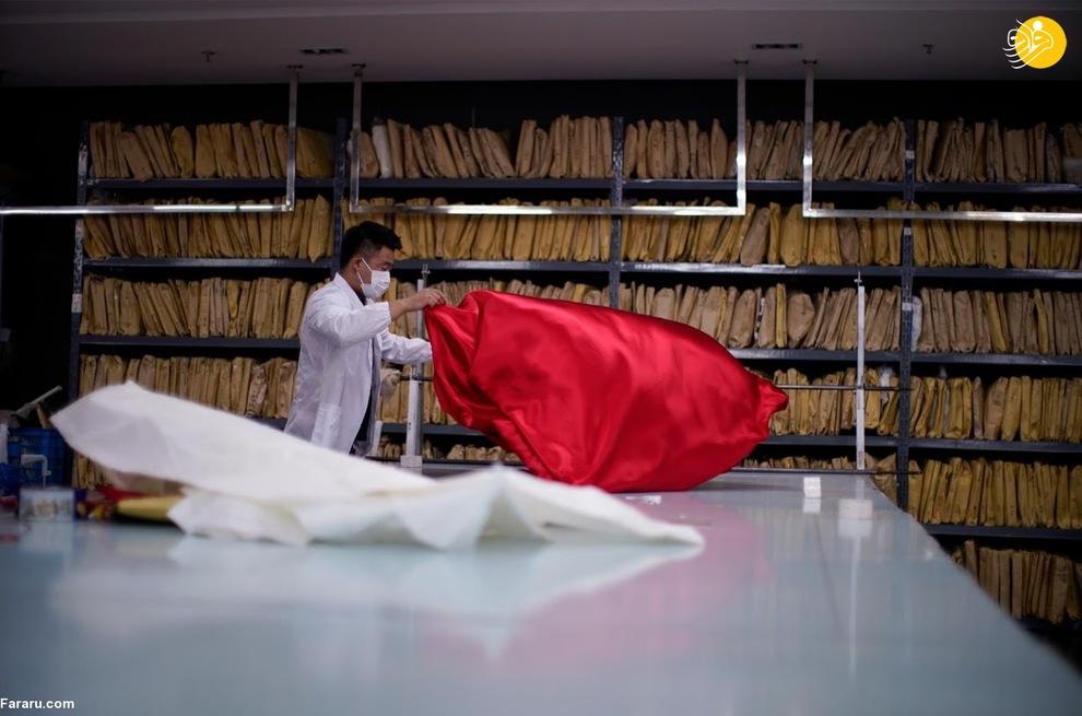 resized 741208 265 - شهری که بزرگترین تولیدکننده لباس عروس در جهان است +عکس