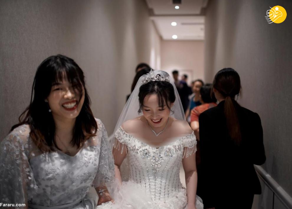 resized 741210 228 - شهری که بزرگترین تولیدکننده لباس عروس در جهان است +عکس