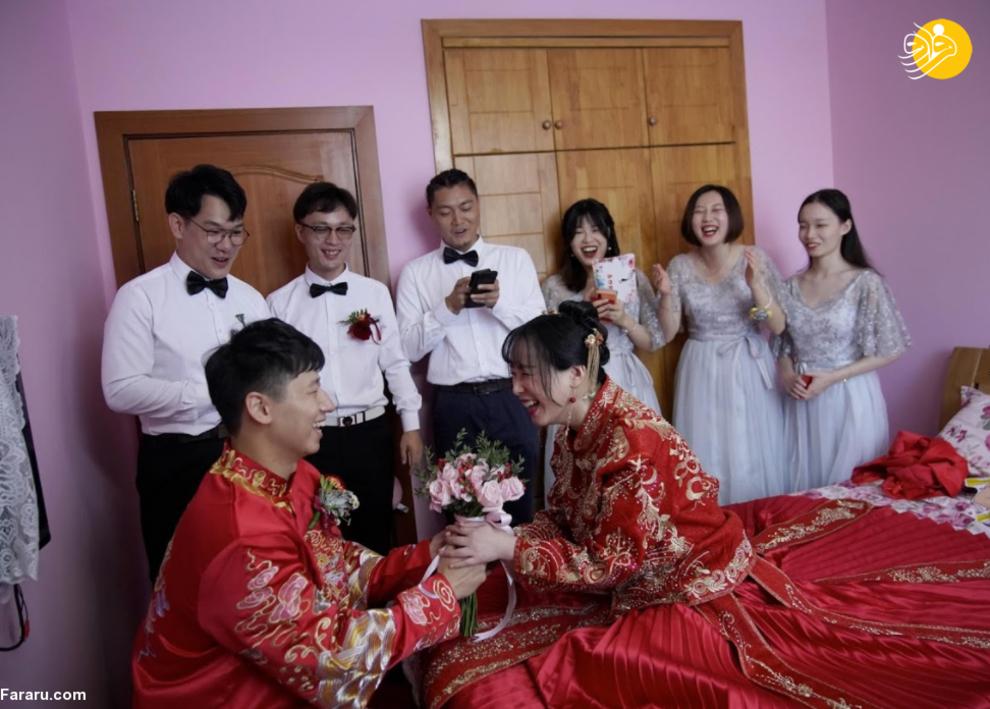 resized 741211 726 - شهری که بزرگترین تولیدکننده لباس عروس در جهان است +عکس