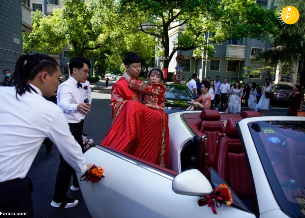 resized 741213 909 - شهری که بزرگترین تولیدکننده لباس عروس در جهان است +عکس
