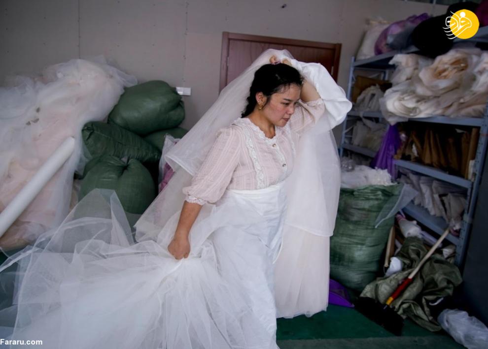 resized 741220 934 - شهری که بزرگترین تولیدکننده لباس عروس در جهان است +عکس