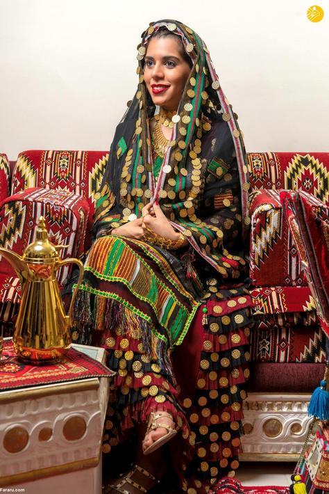 resized 760622 861 - لباسهای دیده نشده زنان عربستانی
