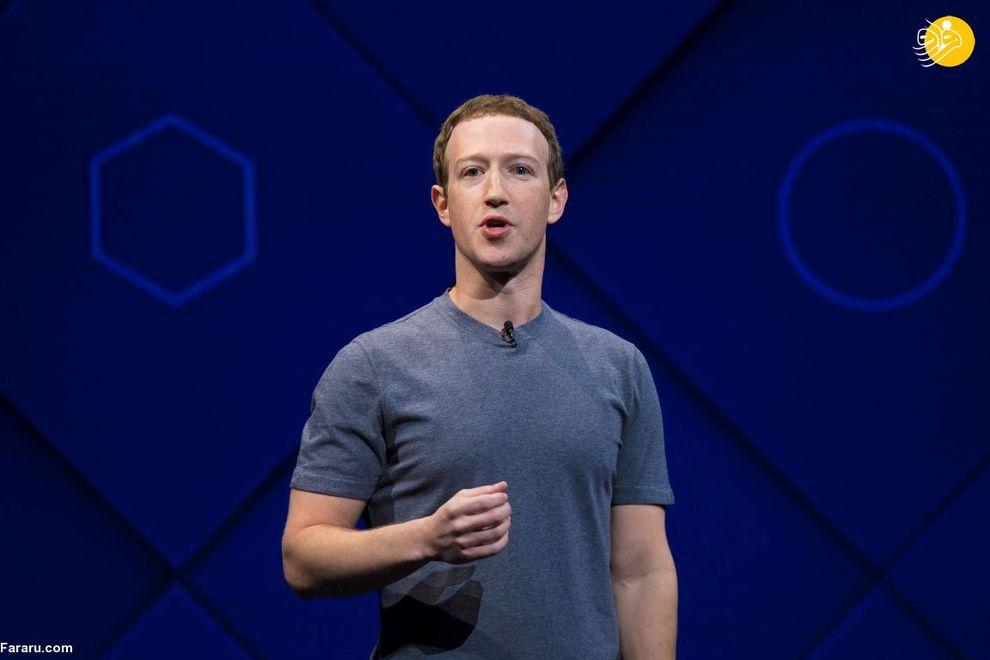 مارک زاکربرگ، موسس فیسبوک داراییاش بالغ بر ۱۰۲ میلیارد دلار است و در رده پنجم قرار دارد.
