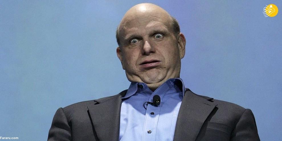 استیو بالمر مدیرعامل پیشین شرکت مایکروسافت است. اما او همچنان یکی از سهامداران عمده مایکروسافت محسوب میشود. دارایی او بالغ بر ۷۹ میلیارد دلار است.