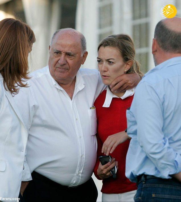 آمانسیو اورتگا، سرمایهدار اسپانیایی و صاحب شرکت زارا است. دارایی او بالغ بر ۶۷ میلیارد دلار است.
