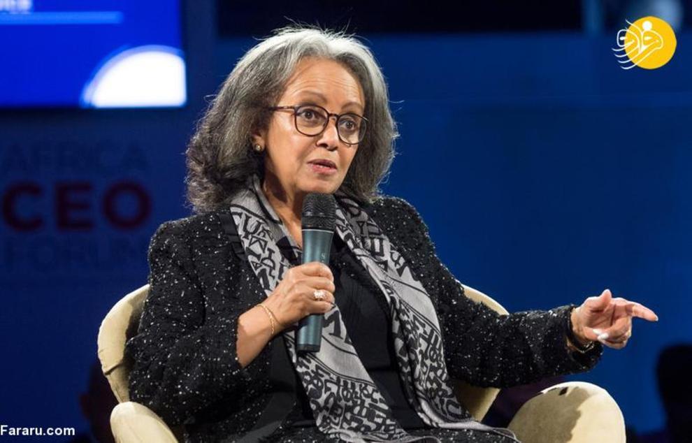 سهله ورک زوده رئیس جمهور اتیوپی، آغاز کار از 25 اکتبر 2018