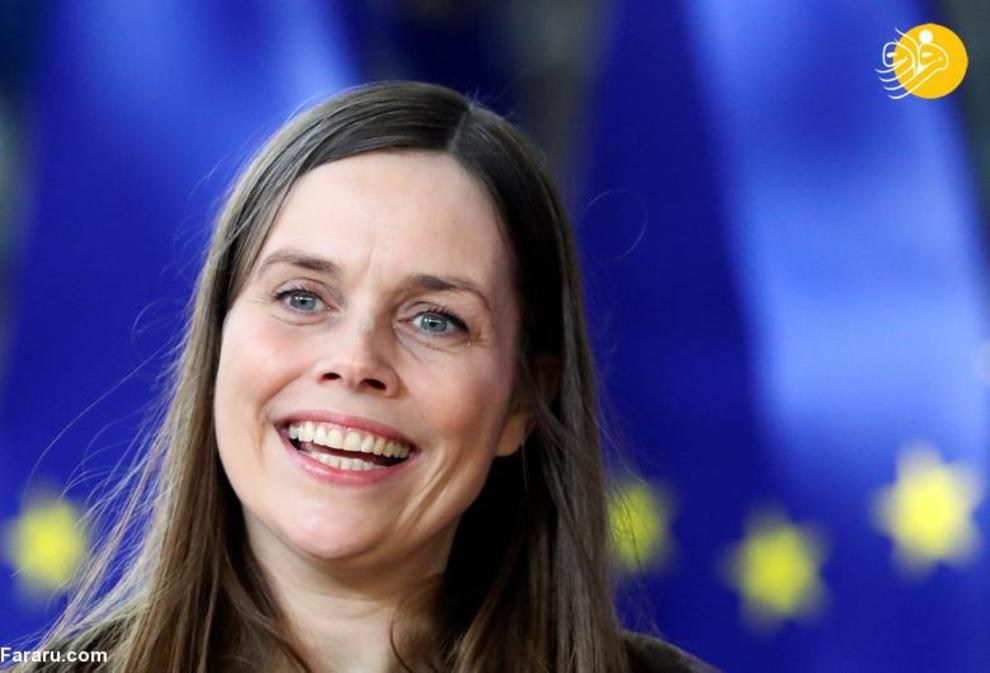 کاترین یاکوبسدوتیر نخست وزیر ایسلند، آغاز فعالیت از 30 نوامبر 2017