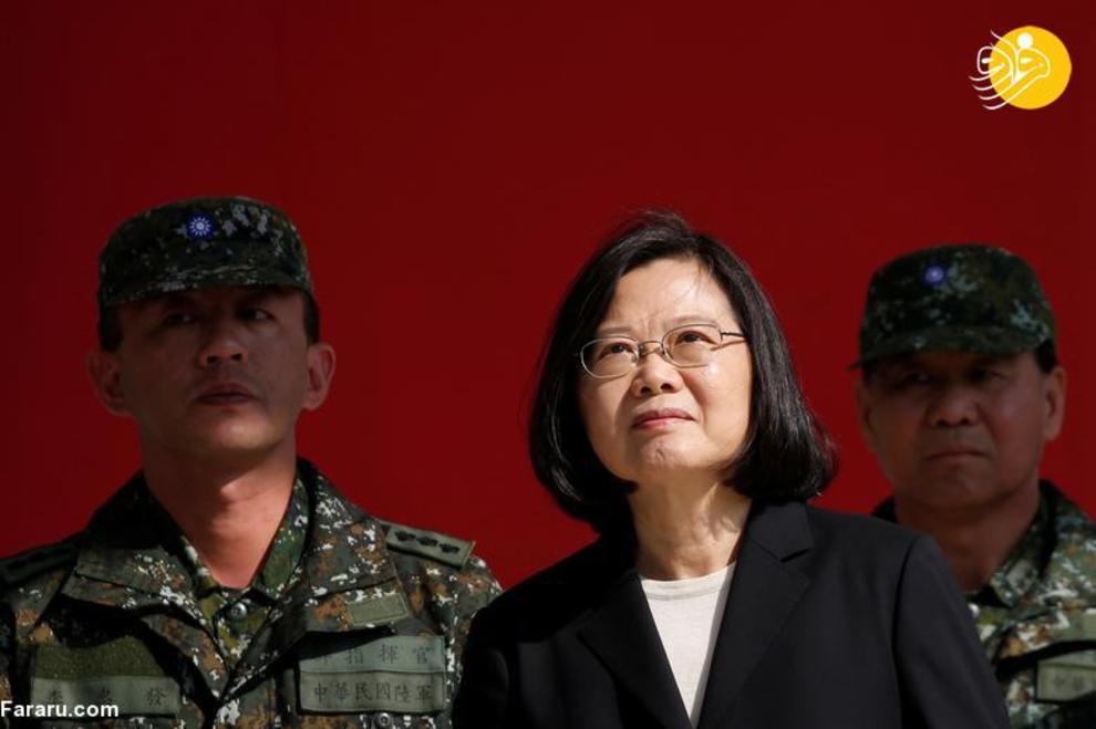 تسای اینگ-ون رئیس جمهور تایوان، آغاز فعالیت از 20 می 2016