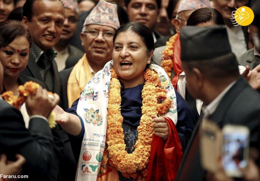 بیدیا دوی بانداری رئیس جمهور نپال، آغاز به کار از 29 اکتبر 2015