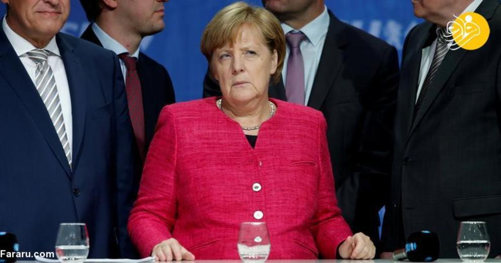 آنگلا مرکل صدراعظم آلمان که از 22 نوامبر 2005 در این سمت مشغول به فعالیت است