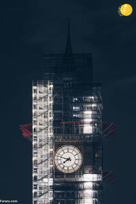 ارزش زمان/ عکاس جیمز رتیف از بریتانیا