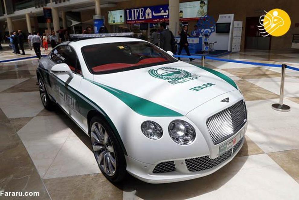 بنتلی کانتیننتال GT