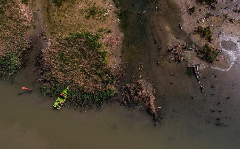 resized 904031 546 - مرگ تدریجی تالاب انزلی؛ از بزرگترین زیستگاههای طبیعی ایران