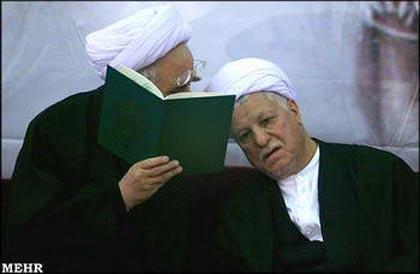 هاشمی و کروبی