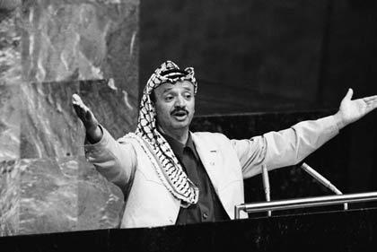 در سازمان ملل از  مردم فلسطین دفاع می کند