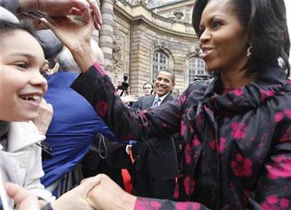 میشل اوباما در فهرست زیباترین افراد جهانhttp://www.emrozshop.ir/
