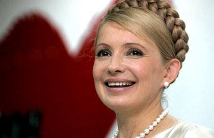 یولیا تیموشنکو، نخست وزیر اوکراین