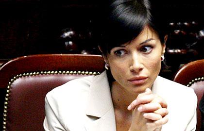 مارا روزاریا کارفانیا، وزیر ایتالیا