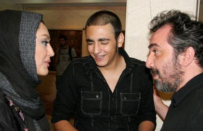 نیکی کریمی، ترانه علیدوستی و دیگر هنرمندان بعد از نمایش سگ سکوت