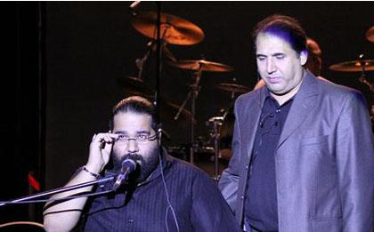 www.dvbpersian.blogsky.com - عکس ها و حاشیه های کنسرت رضا صادقی با حضور ستاره های سینما