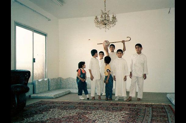 با خانواده بن لادن آشنا شوید(تصویری)
