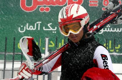 اولین زن ایرانی در المپیک زمستانی همراه با عکس مرجان کلهر