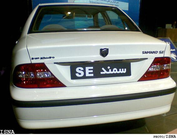 قیمت خودرو سمند