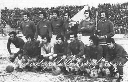 عکس های قدیمی تیم فوتبال استقلال تهران
