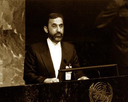 سخنرانی در مجمع عمومی سازمان ملل